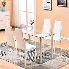 com dining table with chairs