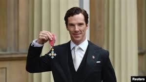 Actor Benedict Cumberbatch Plays Thomas Edison in 'The Current War'