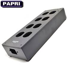 carbon fiber us ac power socket