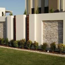 32 Stunning Modern Fence Design Ideas For Your Garden Decor Hoomcode