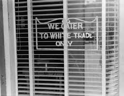 racial segregation in the united states