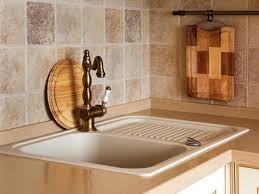 travertine tile backsplash ideas