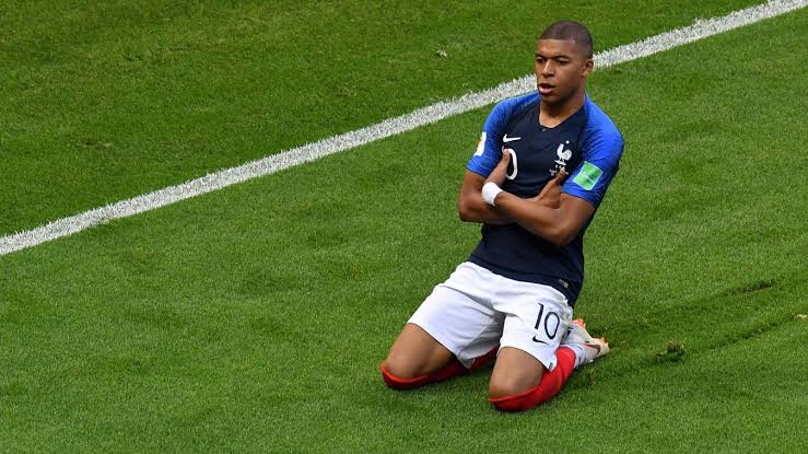 Image result for kylia mbappe getty""