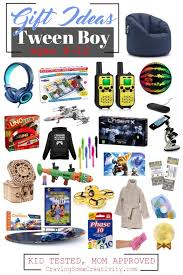 best gifts for tween boys age 10 to