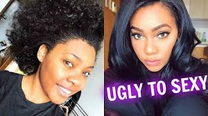 makeup transformation ugly to pretty