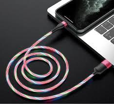 CÁP SẠC HOCO U85 IPHONE LIGHTNING 1M có đèn led siêu đẹp chính hãng #1A3,14
