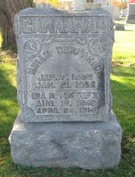 Ida Reed Carnahan (1849-1914) - Find A Grave Memorial