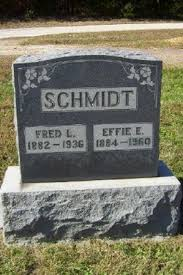 Fred Louis Schmidt (1882-1936) - Find A Grave Memorial