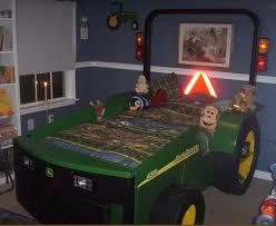Diy Tractor Construction Truck Bed Ideas Diy Tractor Bed Kid Beds Boy Room