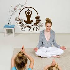 Zen Wall Decal Style And Apply