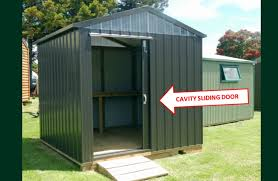 garden sheds and works and sleepouts