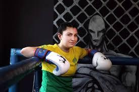 Campbell shines on world boxing stage   Illawarra Mercury ...