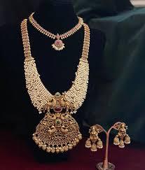 the prettiest antique bridal sets