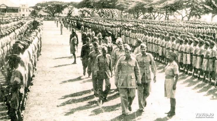 Image result for images for indian national army of netaji