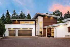 Clopay's Modern Garage Doors Both Shield and Impress | Architect ...