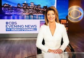 Norah O'Donnell takes over CBS Evening News on a historic week -  ExpressNews.com