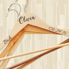 Wedding Hanger Decal Personalized Wedding Hanger Sticker Wedding Decal Wedding Vinyl Sticker Bride Dress Hanger Decals Set 2656943 Weddbook