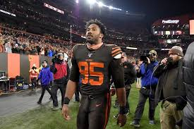 NFL Gets It Right With Suspension Of Myles Garrett, Two Others