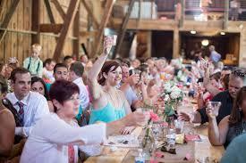 neighbors say barn weddings raise a