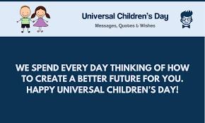 universal children s day best messages quotes greetings
