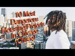 10 most dangerous housing projects in