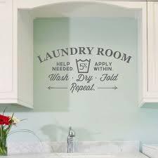 Creative Laundry Room Bathroom Bathtub Wall Stickers Home Decor Toilet Decal Diy Removable Vinyl Stickers Wish
