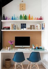 Workstation Kids Room Design Ideas