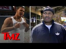 Shawn Fonteno -- Voice of Franklin in GTA V!!!   TMZ - YouTube