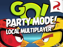 """Angry Birds GO Update Adds """"Party Mode"""" – Local Real-Time Multiplayer Over  Wi-Fi"""