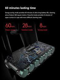 Máy hút bụi cầm tay không dây ZHUIMI wireless vacuum cleaner V9 - Xiaomi  World