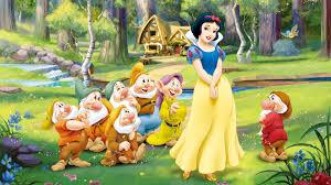 snow white walt disney wallpaper