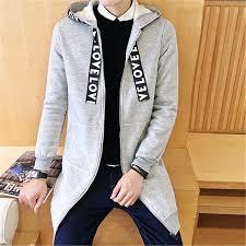 2017 erkek moda siper uzun rüzgarlık harfler için polyester düz renk çiçek  baskı ceket adam siper Satış \ Ceket & mont - UrunlerYeni.co