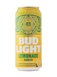 bud light lemonade radler lcbo
