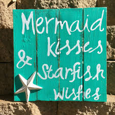 Mermaid Kisses Wall Art Gypsea Dreams