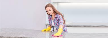 clean and disinfect granite countertops