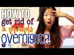 pimples overnight diy face masks