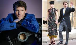 I wanted to give Dad one of my kidneys,' says James Blunt | Daily Mail  Online