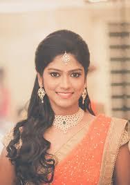 bridal hairstyles indian hindus simple