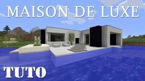 minecraft maison de luxe ps4 you