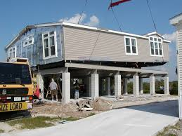 custom manufactured stilt homes