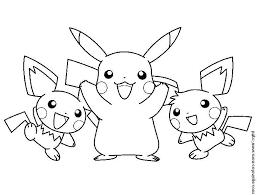 Image Du Tableau Kleurplaten De Nita Coloriage Pikachu