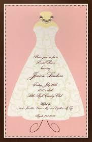 best wedding shower invites wording