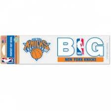 New York Knicks Stickers Decals Bumper Stickers