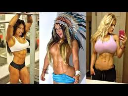 fitness model workout motivations