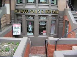 nail skin salon on newbury street boston