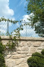 Wall Top Trellis Panels Garden Requisites
