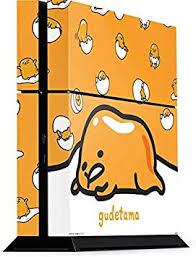 Amazon Com Skinit Decal Gaming Skin For Ps4 Console Officially Licensed Sanrio Gudetama Egg Shell Design Electronics