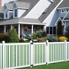 Veranda 4 Ft W X 4 Ft H White Vinyl Lafayette Fence Gate Kit 118680 The Home Depot