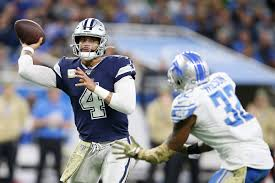 game powers the Dallas Cowboys ...