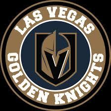 Las Vegas Golden Knights Circle Logo Vinyl Decal Sticker 5 Sizes Sportz For Less